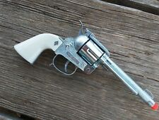 MAVERICK 45 Toy Cap Gun Leslie - Henry Wild West Toys pearl translucent grips