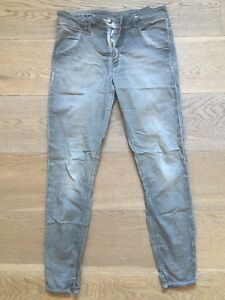 Jeans donna Cycle grigio washed tg. 28