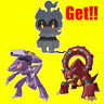 Pokemon Sword & Shield Genesect Volcanion Marshadow Serial code set Region free