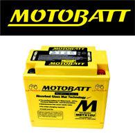 BATTERIA MOTOBATT YTX12-BS YTX14-BS HARLEY DAVIDSON XL, XLH Sports 2004-09 1200