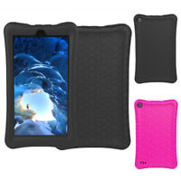 Kids Children Silicone EVA Rugged Case Cover For 2017 Amazon Kindle Fire HD 7 US