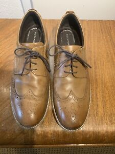 Rockport Oxford Mens Shoes - Tan - 12M