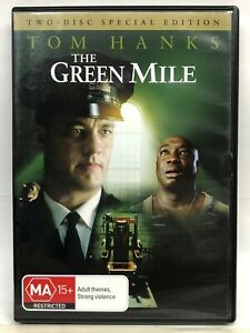 The Green Mile - 2 DVD Special Edition - AusPost with Tracking
