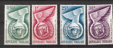 Togo 1961 Astronauts Shepard Gagarin Set MNH (SC# 417-420)