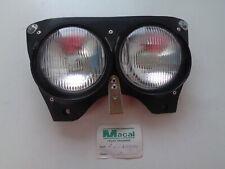 Macal Dakarino Enduro Enduromokick 2 Takt Lampe Scheinwerfer Doppelscheinwerfer