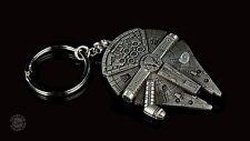 Star Wars Millennium Falcon Replica Key Chain IN STOCK!