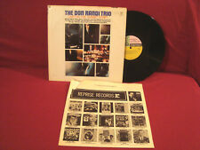 THE DON RANDI TRIO LIVE AT THE SUNSET STRIP MONO 1ST PRESSING 1A/1A REPRISE JAZZ