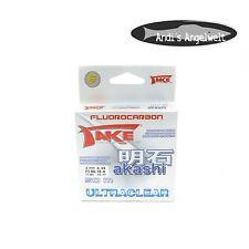 Take akashi ultraclear Fluorcarbon 50 m Japan Vorfachschnur
