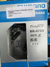 Shimano Tiagra Br-4700 Caliper brake for the rear (R50T5) Ebr4700Ar87A New