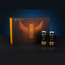Matched Pair Shuguang KT88-T Premium Vacuum Tube Nature Sound High-end Gift Box