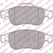 Bremsbelagsatz Scheibenbremse - Delphi LP2152