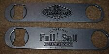FULL SAIL BREWING CO Session Paddle BOTTLE OPENER craft beer brewing brewery