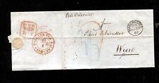 1861  England nach Österreich      (#7216)