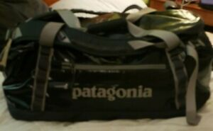 Patagonia 55L Black Hole Duffel Bag - Smolder Blue - New w/Tags