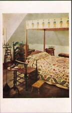 (uki) Art Postcard: Lebanon Bedroom