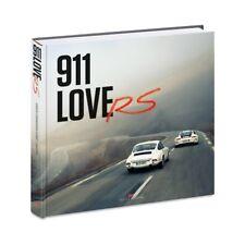 911 LOVE RS - EDITION ALLEMANDE - LIVRE NEUF