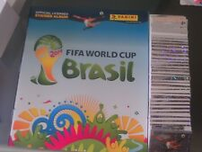 panini foot set complet wc 2014 + wc 2010  euro 2012 +2016