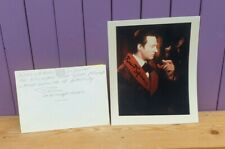 More details for star trek the next generation brent spiner signed photo autograph