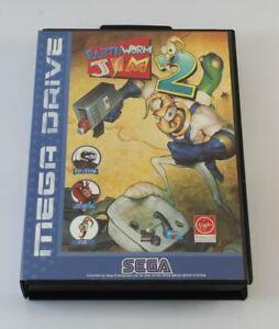Earthworm Jim 2 (Megadrive)