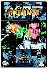 James Bond - Moonraker (Ultimate Edition 2 Disc Set) [DVD], DVDs