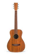 Martin guitare lxk2e & CAPTEUR / MICRO voyage reisegitarre lieux d'exposition