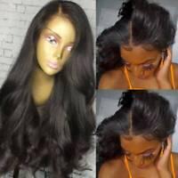 Body Wave Lace Front Wigs Brazilian Virgin Human Hair Silk Top Full Lace Wig Zzz