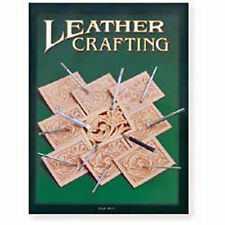 Leather Crafting Book Tandy Leather 61891-01 Free Ship
