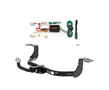 """Curt Class 1 Trailer Hitch & Wiring Euro kit w/ 2"""" Ball for Honda Accord Coupe"""