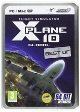 flight simulator X-Plane 10 global best of  pc/mac aerosoft