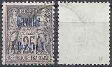 France Colony Lam N°6 Obliterated Value