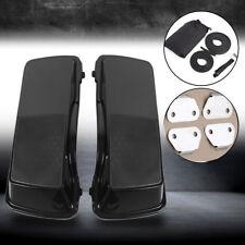 Vivid Painted 6x9 Saddlebag Speaker Lids For Harley Street Glide Road King Ultra