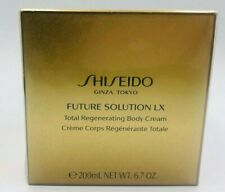 Shiseido Future Solution Lx Total Regenerating Body Cream 200ml/ 6.7oz Sealed
