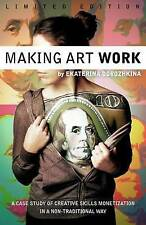 Making Art Work Limited Edition Case Study Creative Skill by Dorozhkina Ekaterin