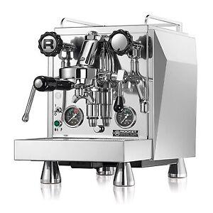 Rocket Giotto Cronometro R Espresso Machine