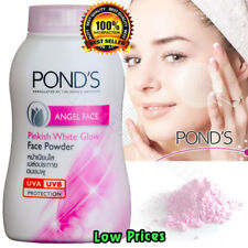 Free Ship Pond's Magic Powder Oil & Blemish Control Plus Double UV Protect 50g.