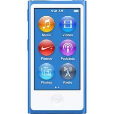 Apple iPod Nano 8th Generation Blue 16GB MKN02LL/A