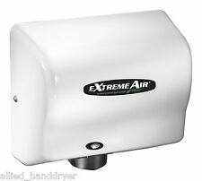 American ExtremeAir GXT9 Automatic Surface Mounted Hand Dryer w/White ABS Cover