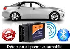 Outil Diagnostique Détecteur de panne automobile multimarque OBD2 Bleutooth