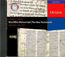 NEW The New Testament (Latin Edition) by Wycliffite Manuscript
