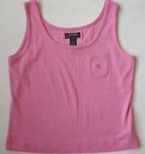 Women's Ladies RALPH LAUREN Top Shirt size Petite large L