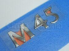 New OEM Infiniti M45 Rear Emblem Badge 2003-2004