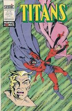 BD--TITANS N° 146--STAN LEE--SEMIC / MARS 1991