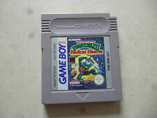 TMNT TEENAGE NINJA TURTLES III RADICAL RESCUE Game Boy gameboy