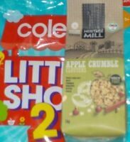 Coles Little Shop 2 ,mini collectable - Heritage Hill Apple crumble clusters