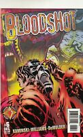Bloodshot #6 Comic Book Valiant Unread