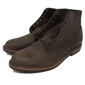 Parkhurst The Allen Boots Brown Nubuck Mens size 12.5D