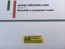 Adesivo motori Minarelli P6 P4 RV4 DL3 RV6 restauro carter frizione volano