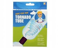 TORNADO TUBE - MAKE YOUR OWN KIT COLOUR TABLETS SCIENCE EDUCATIONAL KIDS SC176