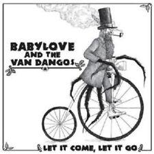 BABYLOVE & THE VAN DANGOS - LET IT COME,LET IT GO (LP+MP3)  VINYL LP NEW+