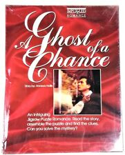 Ghost of a Chance Jigsaw Puzzle bePUZZLED Romance 1989 Sealed 500 Pcs Lovers New